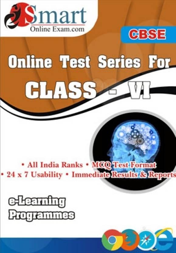Smart Online Exam CBSE Class - 6 English Online Test Price in India