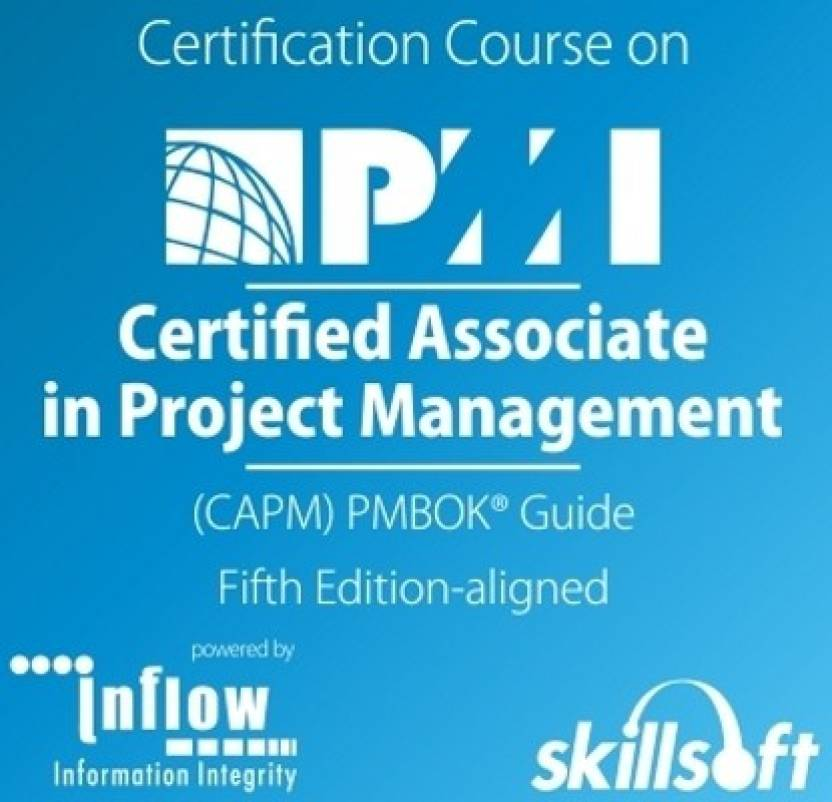 Skill Soft Certified Associate In Project Management Capm Pmbok