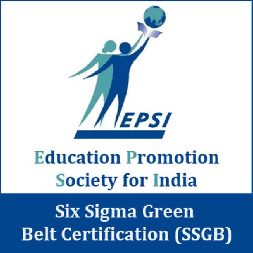 Skillvue Epsi Six Sigma Green Belt Certification Ssgb