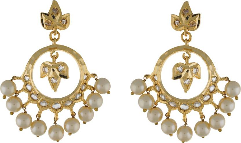 5292fa87e1f1f Flipkart.com - Buy Chaahat Fashion Jewellery Fashion Pearl Copper ...