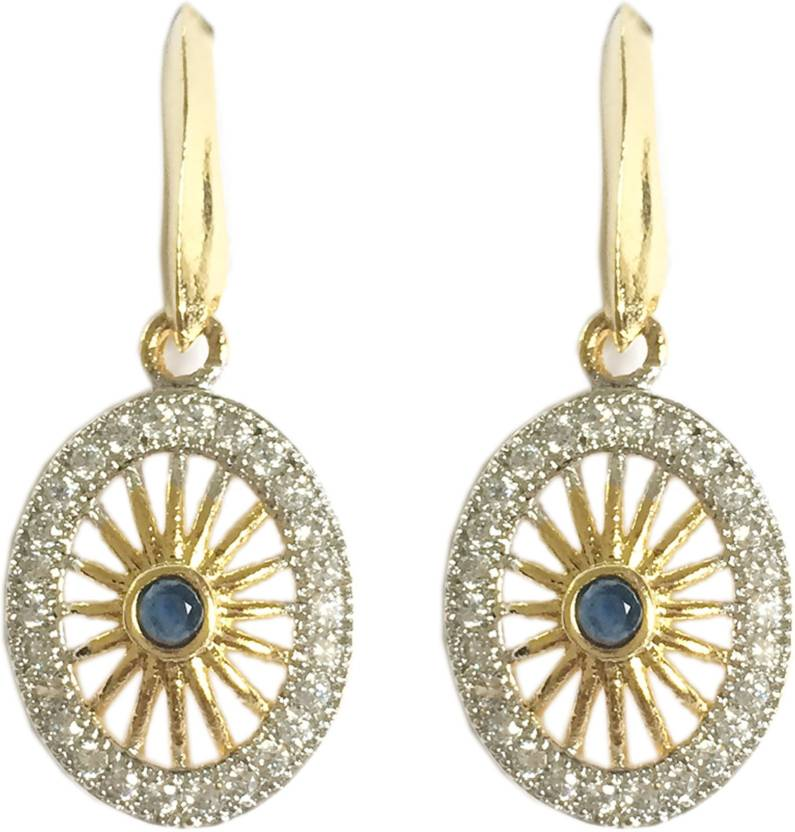 Adrisya Adrisya Angel Alloy Drop Earring