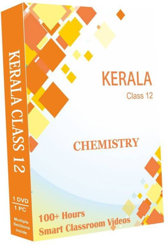 AVNS INDIA Kerala Higher Secondary Class 12 - Chemistry Full Syllabus Teaching Video (DVD) (for English Medium Students)