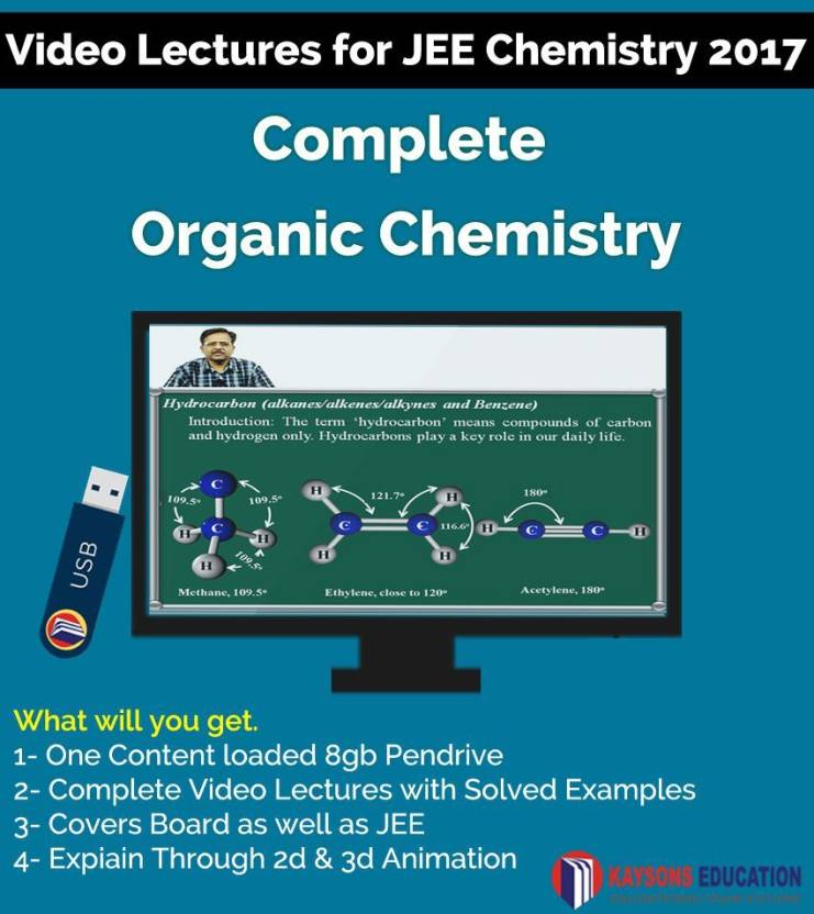 Fun Practice and Test: Video Lectures On Organic Chemistry