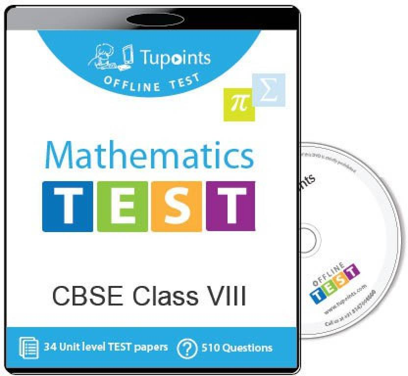 Tupoints Cbse Class 8 Maths Offline Test - Tupoints