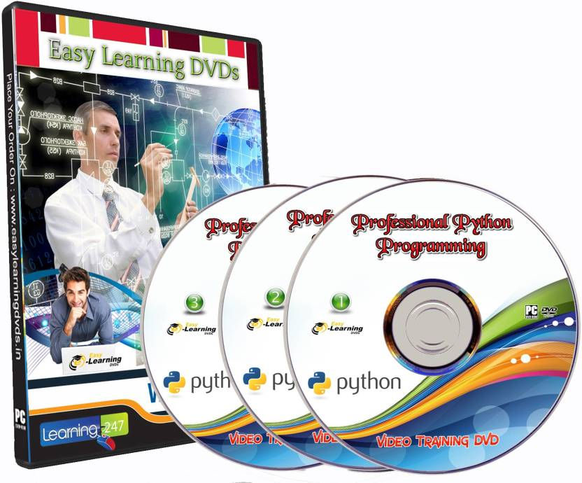 Easy Learning Professional Python Programmer Video Training