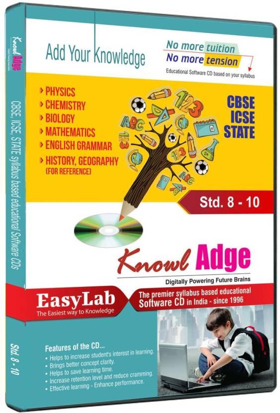 EasyLab EasyLab Class 8 to 10 - EasyLab : Flipkart com