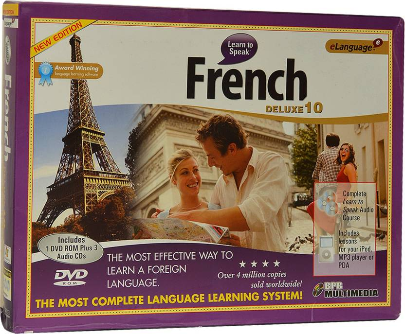 COMPRINT Learn to Speak French Deluxe10