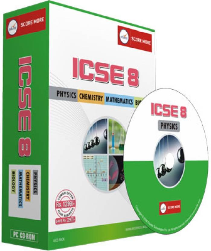 Edurite ICSE Class 8 Combi Pack