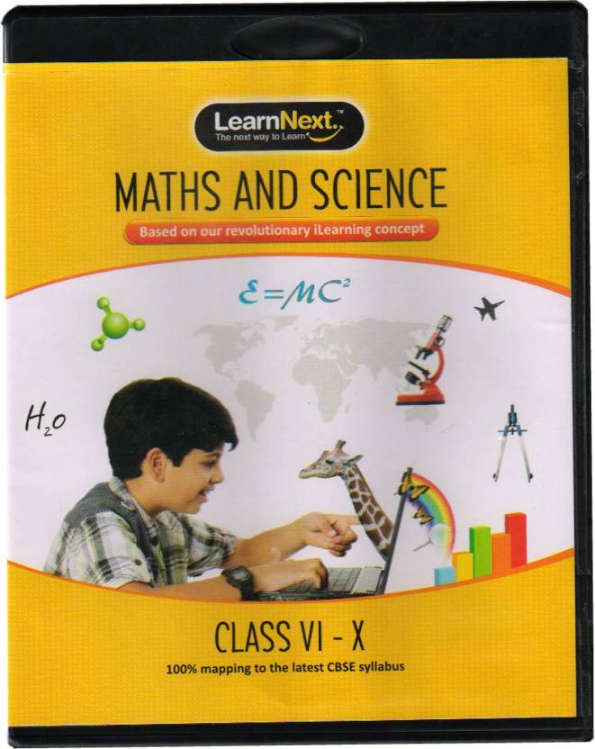 LearnNext CBSE X Mathematics & Science