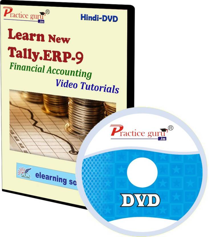 Elearning solutions new tally. Erp 9 financial accounting video.