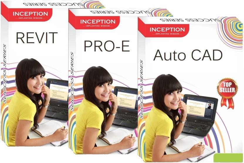 Inception Learn Auto CAD+Pro-E+Revit