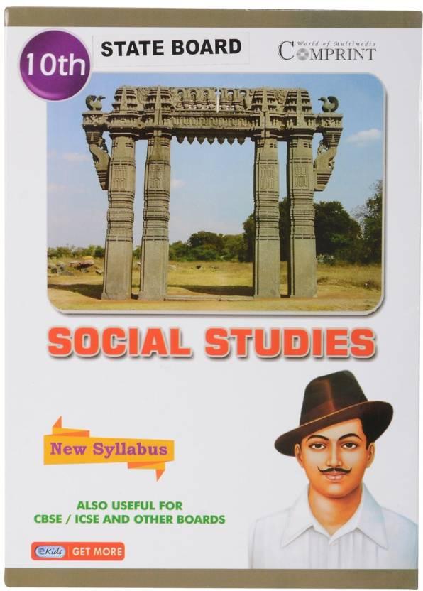 COMPRINT State Board 10th Class Social Studies DVD - COMPRINT