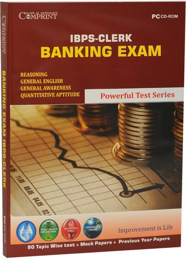 COMPRINT IBPS-Clerk Banking Exam