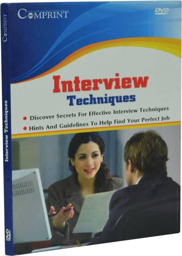 COMPRINT Interview Techniques