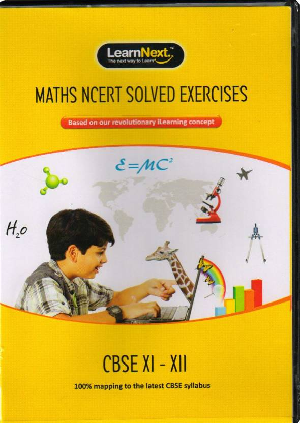 LearnNext CBSE XI Maths NCERT Solved Exercises