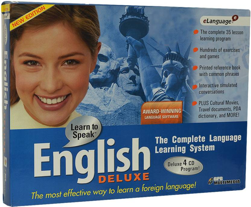 COMPRINT English Deluxe (The Complete Language Learning System)