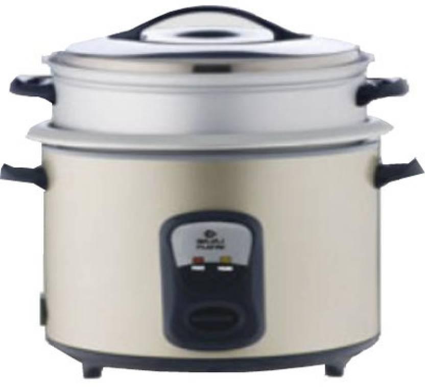 Bajaj Platini PX120RC Electric Rice Cooker