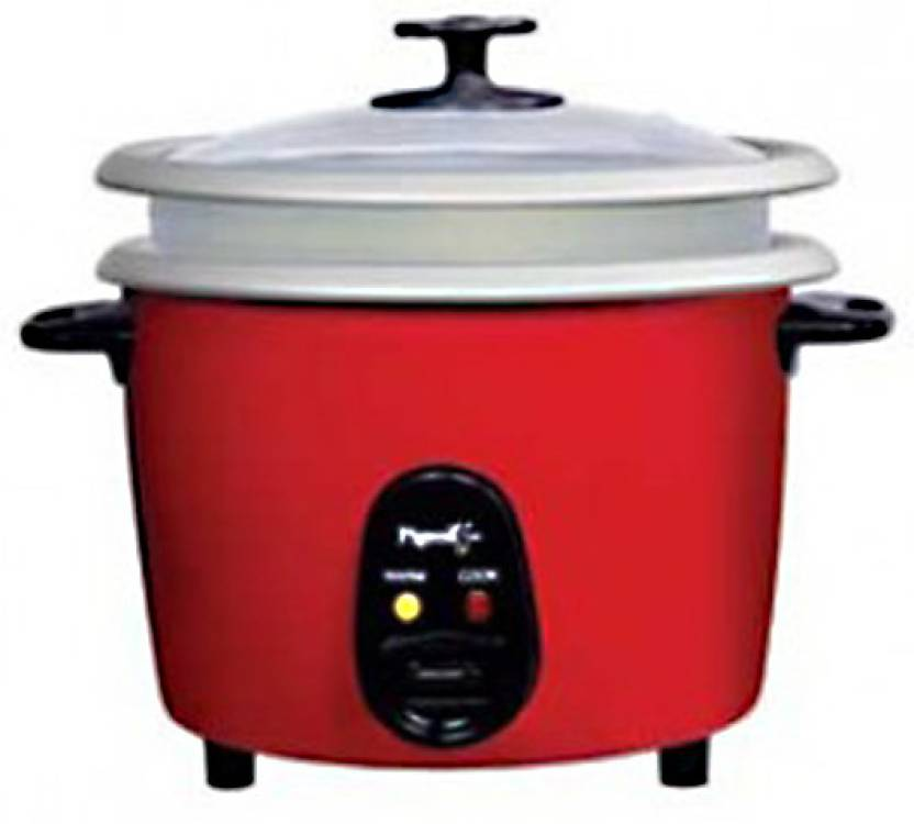 Pigeon JOY Unlimited 1.8DX Electric Rice Cooker with Steaming Feature