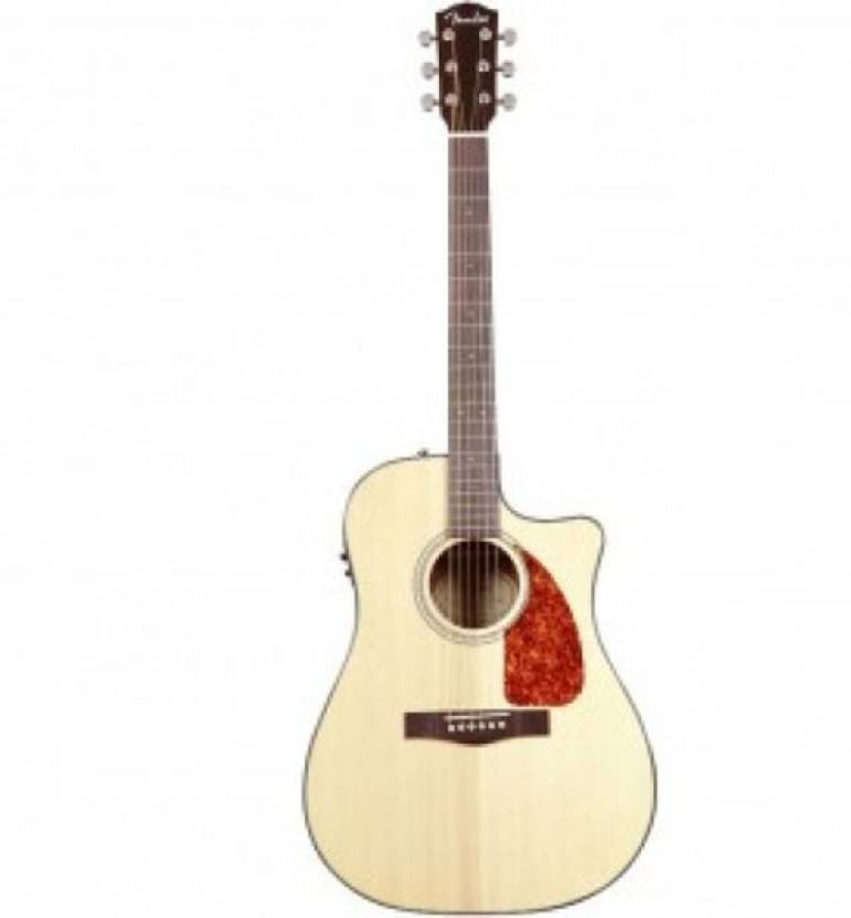Fender Cd280sce Semi Acoustic Electric Guitar Price In India Buy