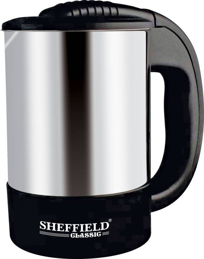 8346fc39e3f Sheffield Classic SH 7009 SS7 Electric Kettle Price in India - Buy ...