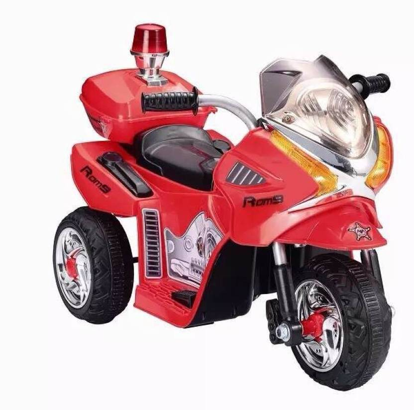 Toyhouse Mini Motorcycle Rechargeable Bike Battery Operated