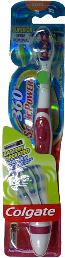 Colgate 360 Sonic Power Electric Toothbrush