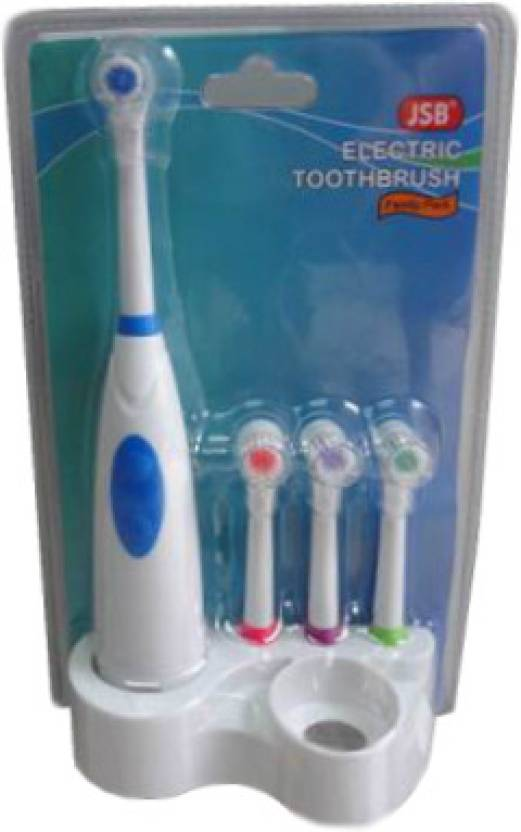 Jsb HF 27 Family Pack Electric Toothbrush