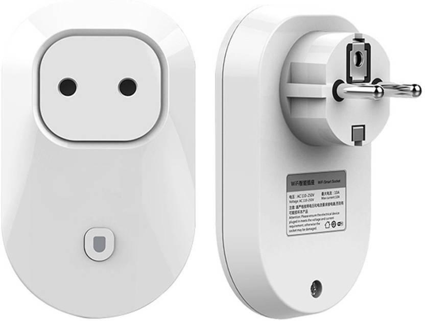 Nimble House Wifi Smart Socket Outlet Us Plug, Turn on / Off ...