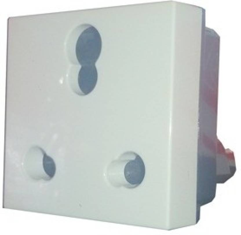 Legrand 673045 6/16A 16 A Three Pin Socket Price in India