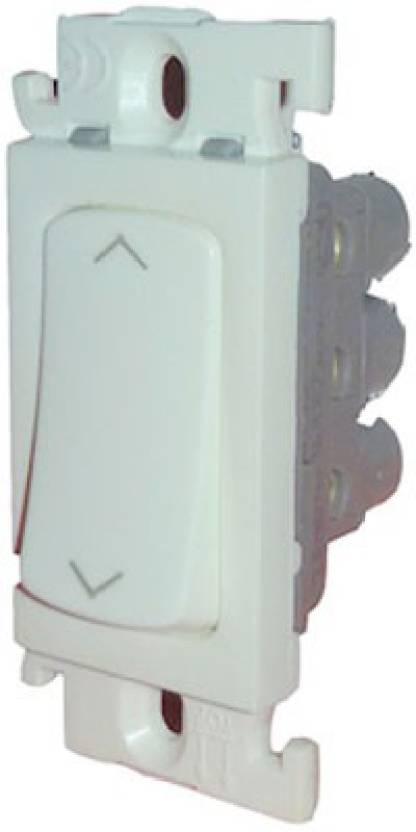 Legrand Legrand Mylinc 675512 16A 2Way SP Switch 15 Two Way ...