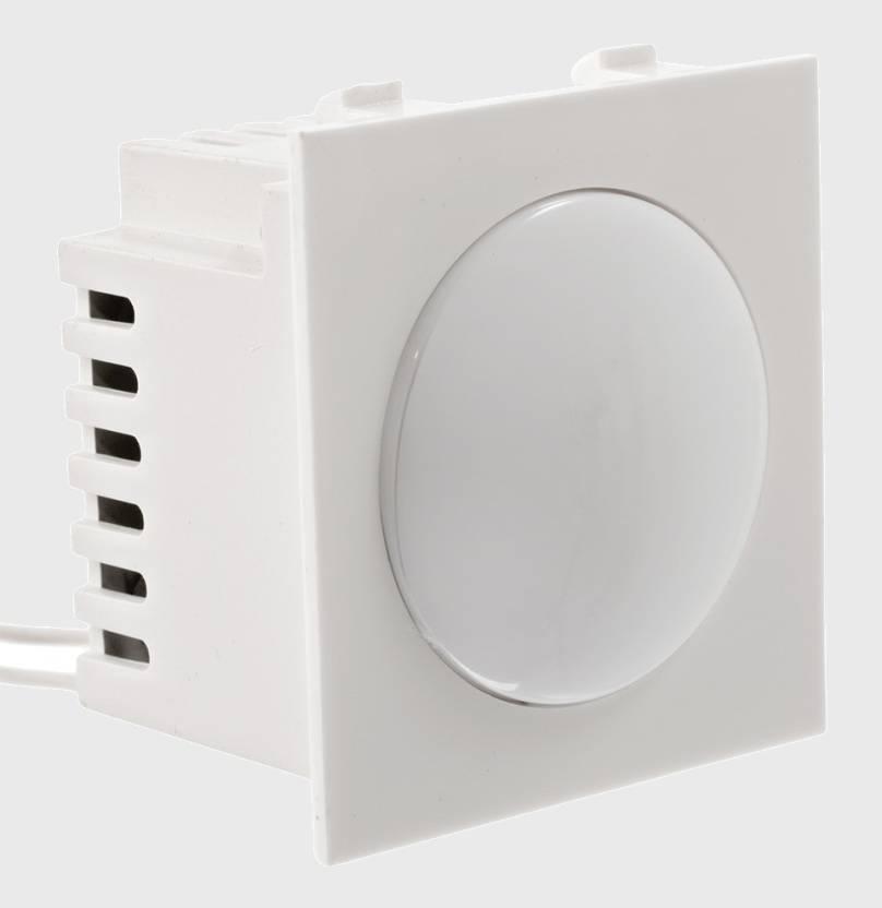 Girish Glisten Modular LED Light 6 One Way Electrical Switch Price ...