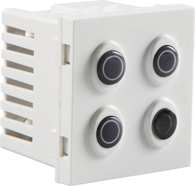 Havells Crabtree - Athena 16 One Way Electrical Switch Price in ...