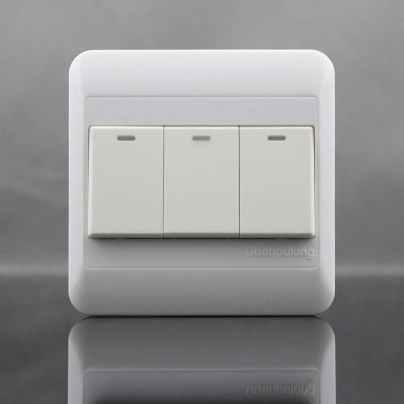 Dummy Brand 3 Classy 8 One Way Electrical Switch Price in India ...