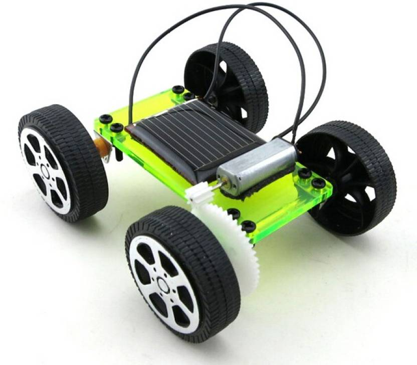 SRKC Science Educational Project Solar Car Kit Solar and Fuel Cell
