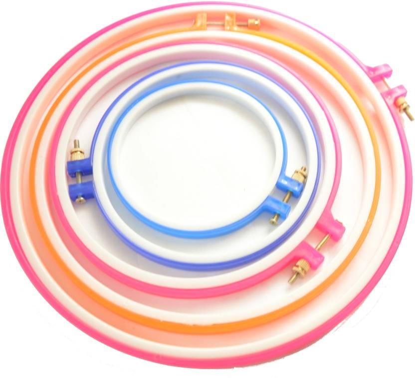 Ecaart Plastic Embroidery Hoop Frame Embroidery Hoop Price In India