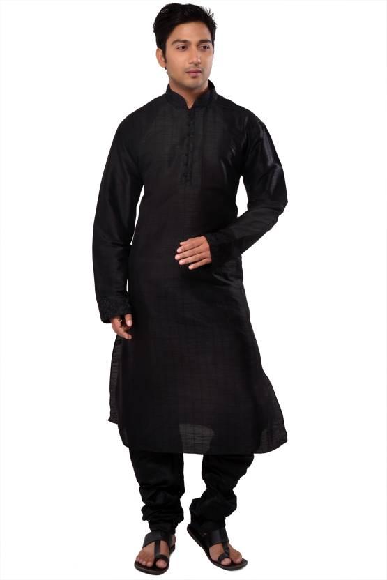 Manyavar Men's Kurta and Pyjama Set
