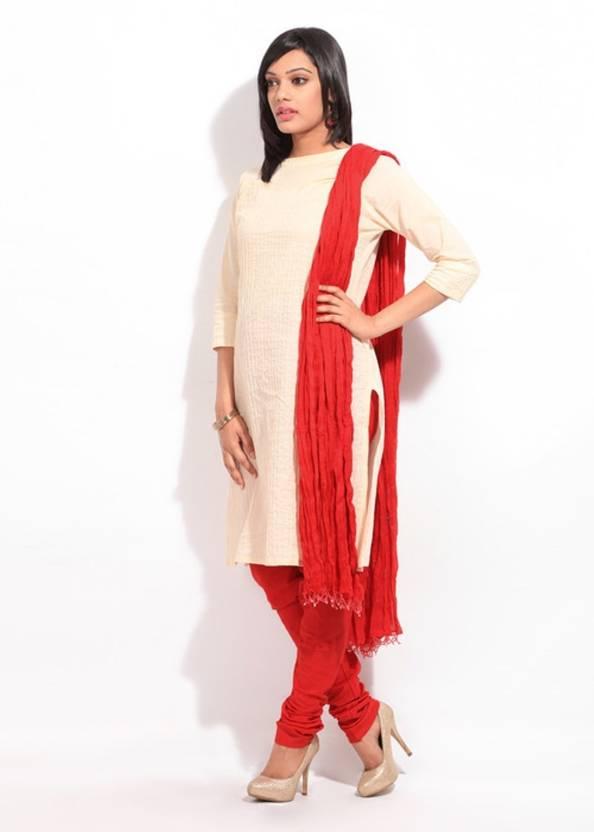 7d73d2b6fe Sukuma Women's Churidar and Dupatta Set - Buy Red Sukuma Women's Churidar  and Dupatta Set Online at Best Prices in India | Flipkart.com