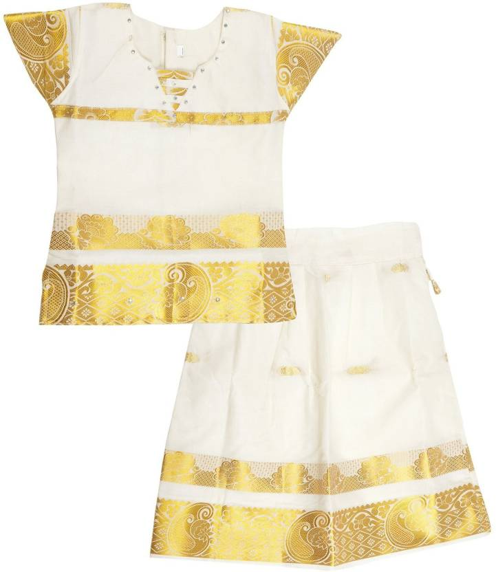 42350e35d Preethi Girls Top and Skirt Set Price in India - Buy Preethi Girls Top and  Skirt Set online at Flipkart.com