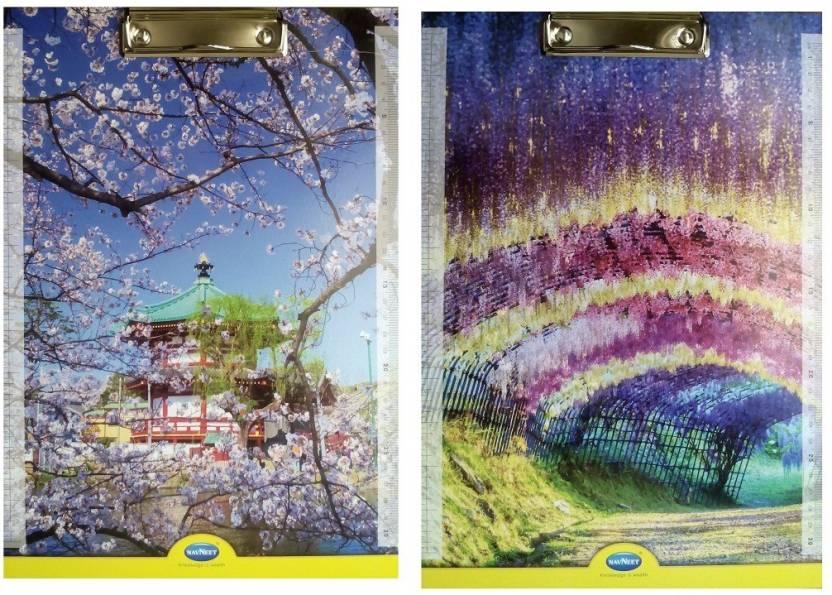 Flipkart com | Navneet Rainbow Natural - Examination Pad