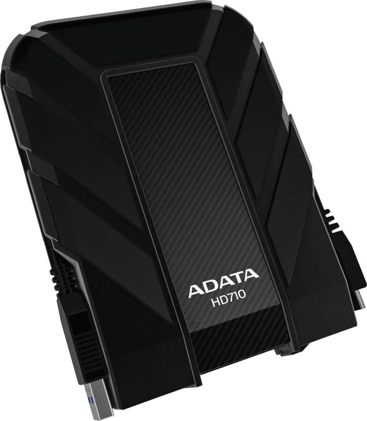 Adata DashDrive HD710 2.5 inch 500 GB External Hard Disk (Black)