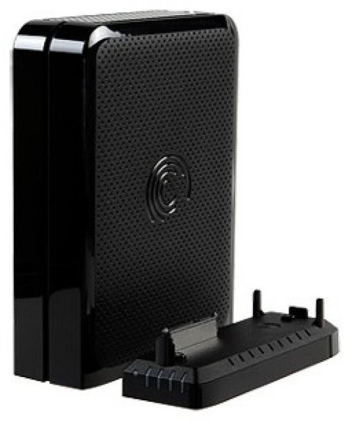 Seagate FreeAgent GoFlex Desk 3.5 Inch 2 TB External Hard Disk