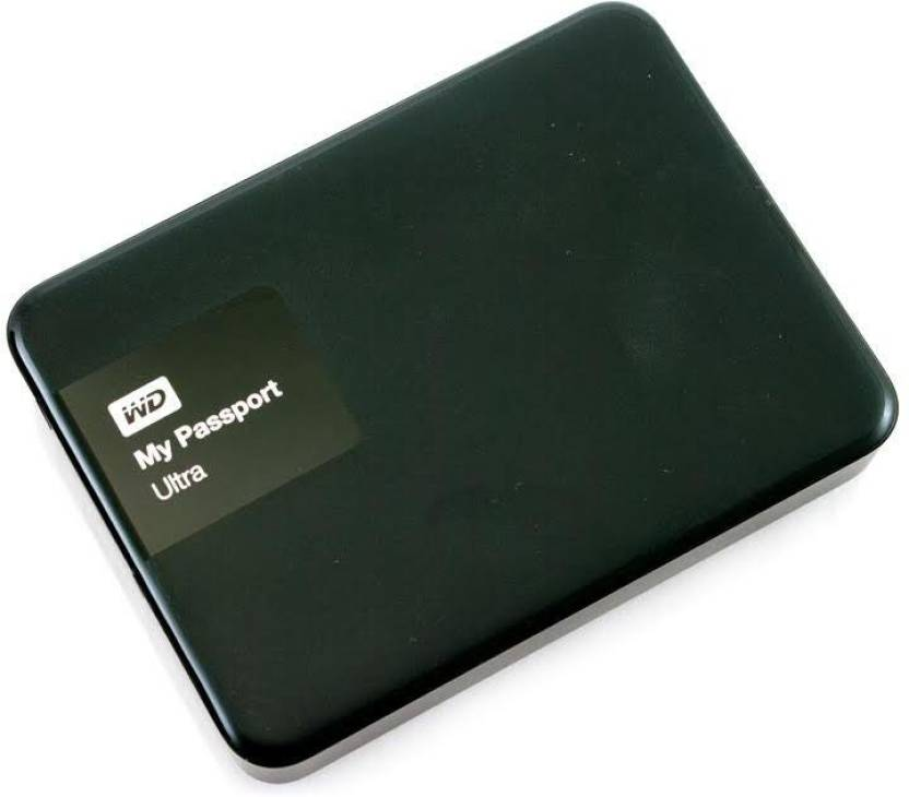 WD 2 TB Wired External Hard Disk Drive