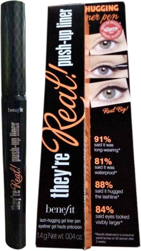 709f46cce68 Benefit They're Real Push-up Liner 1.4 g - Price in India, Buy ...