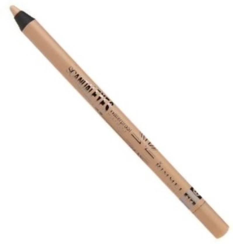 Rimmel London LONDON ScandalEyes Waterproof Kohl Kajal Eye Liner - Nude 28 g (Nude)