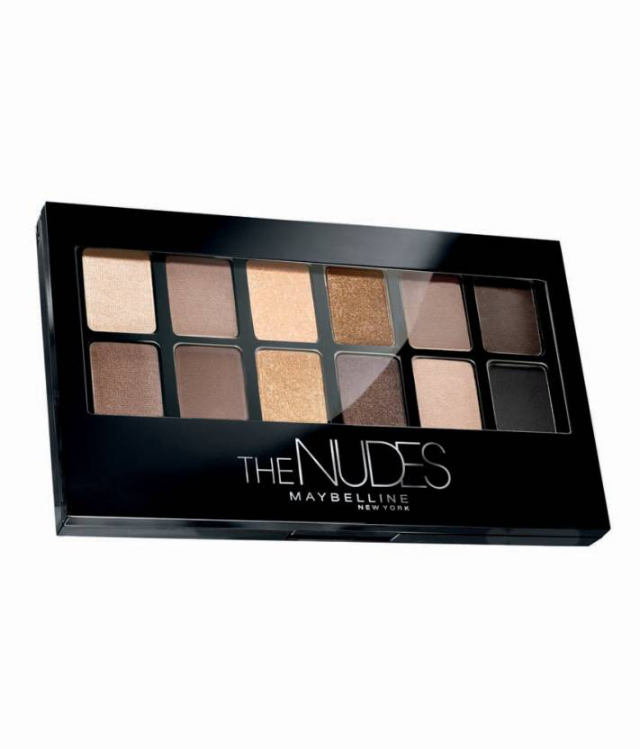 Maybelline The Nudes Eye Shadows Palette 9.6 g