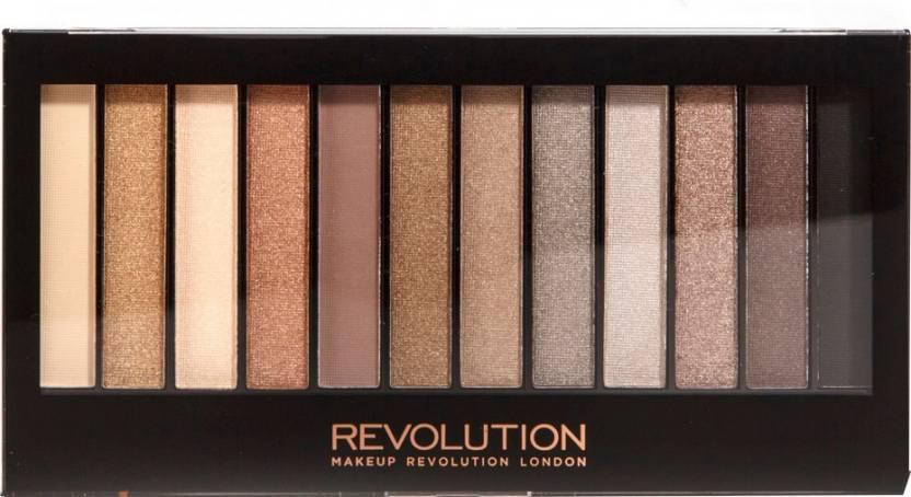Makeup Revolution Makeup Revolution Redemption Palette Iconic 2 14 g - Price in India, Buy Makeup Revolution Makeup Revolution Redemption Palette Iconic 2 ...