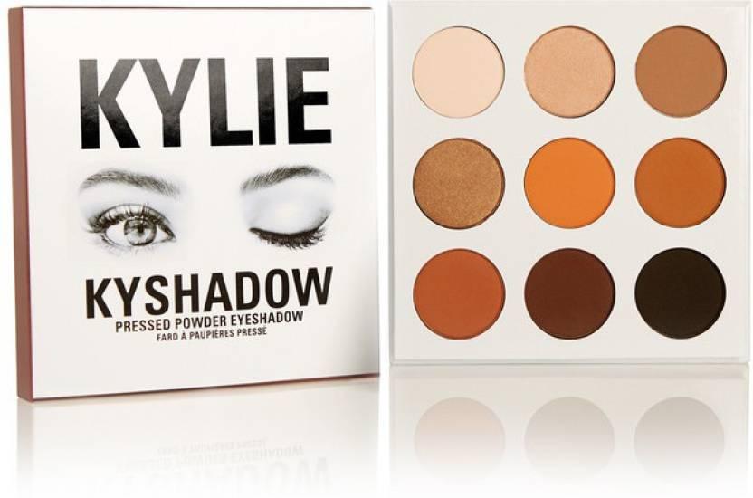 Kylie The Bronze Palette/ Kyshadow 12 g (Multicolor)