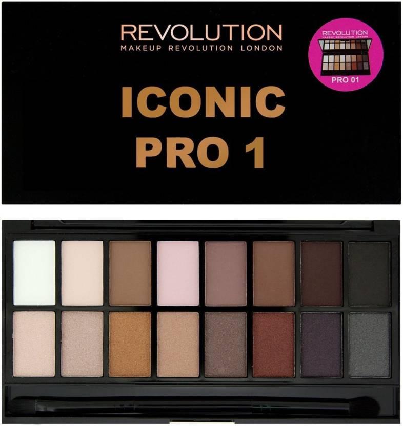 Makeup Revolution Iconic Pro 1 16 g (Multicolor)