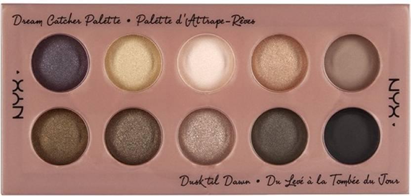 Nyx Dream Catcher Palette 40 G Price In India Buy Nyx Dream Cool Nyx Cosmetics Dream Catcher Palette