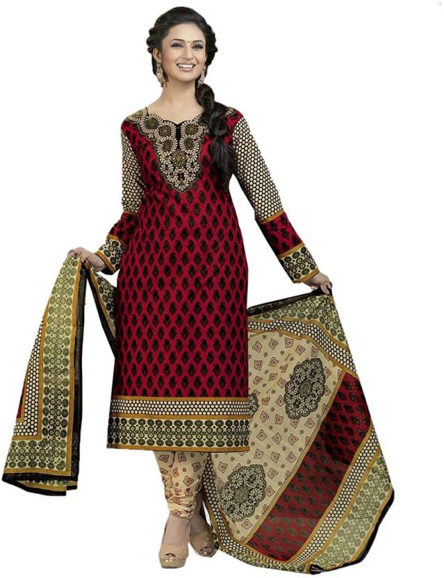 9fa796f916 Indian Wholesale Clothing Cotton Printed Salwar Suit Dupatta Material  (Un-stitched)